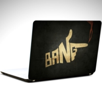 Dekolata Bang Laptop Sticker