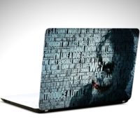 Dekolata Joker Laptop Sticker