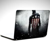 Dekolata Captain America Laptop Sticker