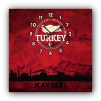 ArtredGallery Kayseri Kanvas Tablo Saat