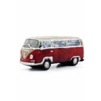 Decotown Klasik Eski Minibüs Model Araba
