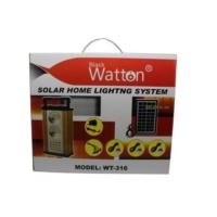 Watton Wt-316 Güneş Enerjili Ev Aydınlatması