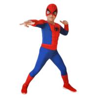 KullanAtMarket Spiderman Kaslı Çocuk Kostüm 4-6 Yaş