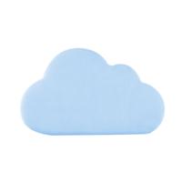 KullanAtMarket Mavi Bulut Kapı Süsü