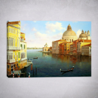 Eyibil Mobilya Modern Tek Parça Kanvas Tablo KzySltnSkn-112 100 x 50 cm