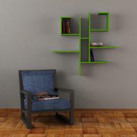 Decortie Evo Raf - Yeşil