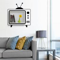 Decortie Tv Raf - Beyaz