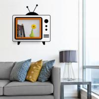 Decortie Tv Raf - Turuncu