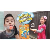 50Bir Juggle Bubbles Fantastik Baloncuk Seti ( Patlamayan Balon )