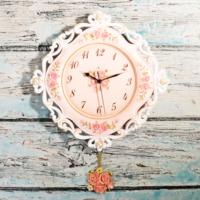 Royal Windsor Polyester Büyük Sarkaçlı Saat