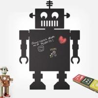 Decor Desing Robot Yazılabilir Sticker Ys26