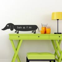 Decor Desing Köpek Yazılabilir Sticker Ys77