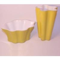 İthal Çesit Smr Sarı Vazo 2`Li ( Özel Üretim )