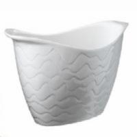 Kütahya Porselen Sea Wawe Açık Büfe Gondol Küçük