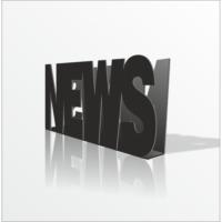 M3 Decorium Siyah News Gazetelik Dergilik Broşürlük İnsörtlük Kutu Stand