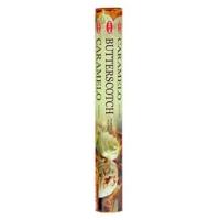 Hem Butterscotch Caramelo Incense Sticks - Karamel Tütsü 20 Adet