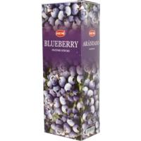 Hem Blueberry Incense Sticks - Yaban Mersini Tütsü 20 Adet