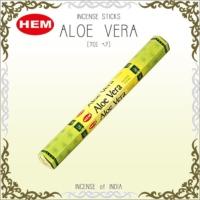Hem Aloe Vera Incense Sticks - Aloe Vera Tütsü 20 Adet