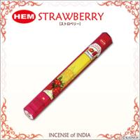 Hem Strawberry Incense Sticks - Çilek Tütsü 20 Adet