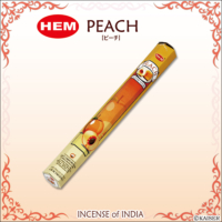 Hem Peach Incense Sticks - Şeftali Tütsü 20 Adet