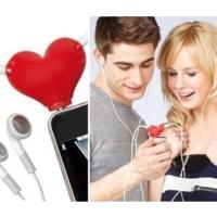 Anka Kalp Şekilli Kulaklık Çoklayıcı (5 Renk)