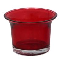 LoveQ Cam Mumluk 6,5X5 Cm Red