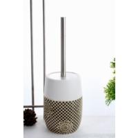 LoveQ Porselen Tuvalet Fırçası Ckr-1712-B