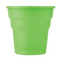KullanAtMarket Yeşil Plastik Meşrubat Bardağı 10'Lu