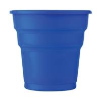 KullanAtMarket Mavi Plastik Meşrubat Bardağı 10'Lu