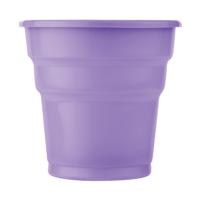 KullanAtMarket Lila Plastik Meşrubat Bardağı 10'Lu