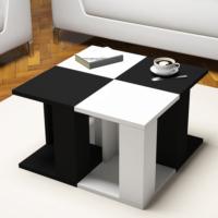 Hepsiburada Home Corby Orta Sehpa Beyaz/Siyah