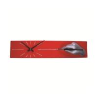 Antartidee Tuval Duvar Saati / On The Cloth Clock