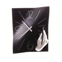 Antartidee Serbest Tasarımlı Duvar Saati / Freehand Clock