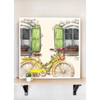 The Mia Tablo Bisiklet C - 65*65 Cm
