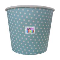 Partioutlet Popcorn Mavi Karton Kova - Büyük