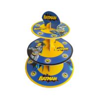 Partioutlet Batman Cupcake Kek Standı