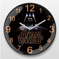 İf Dizayn Star Wars Darth Wader Sessiz Duvar Saati