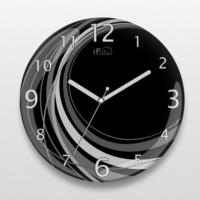 İf Dizayn İf Clock Modern Sessiz Duvar Saati