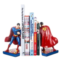 Half Moon Bay Dc Comics Superman Kitap Tutucu