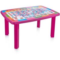 Hepsi Dahice Desenli Çocuk Masası