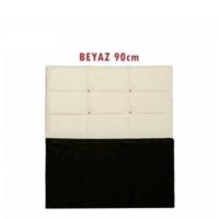 Evistro Tek Kişilik Baza Başlığı 90X100Cm Beyaz