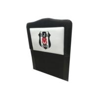 Evistro Tek Kişilik Taraftar Baza Başlığı 90X100Cm Beşiktaş