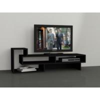 Decortie Tetra Tv Sehpası Siyah