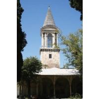 Rengo - İstanbul - Topkapı Sarayı Kanvas Tablo (0122)