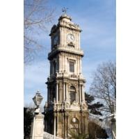 Rengo - İstanbul - Dolmabahçe Saat Kulesi Kanvas Tablo (0124)
