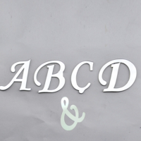 Tahtakale Toptancısı Alfabe Aynalı Pleksi 4 Cm - Flexi Harf (A)