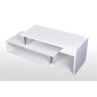Silvercrest Dekoratif Ahşap Lcd Tv Sehpası Beyaz