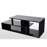 Silvercrest Dekoratif Ahşap Lcd Tv Sehpası Siyah