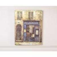 Madame Coco Dekoratif Tablo 35 x 45Cm