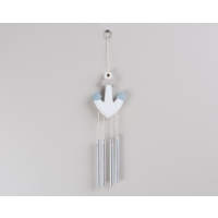 Madame Coco Rüzgar Çanı Çapa 46 x 9 x 2.5 Cm